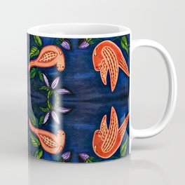 Palomas Noche Symmetrical Art3 Coffee Mug
