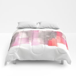 [161228] 26. Abstract Watercolour Color Study Comforters