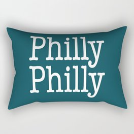 Philly Philly Rectangular Pillow