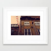 scotland Framed Art Prints featuring Scotland by Rachel Martha
