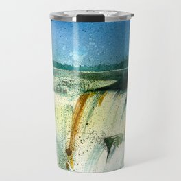 Waterfalls Travel Mug