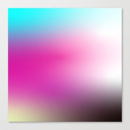 Smooth Gradient #4 Canvas Print