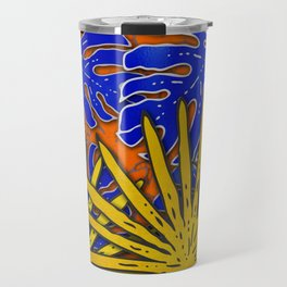 Rumble in the Jungle Travel Mug