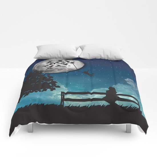 Dreaming Comforters