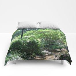 Alice Keck Park Memorial Gardens Comforters