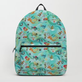 Alien Hitchhikers Backpack