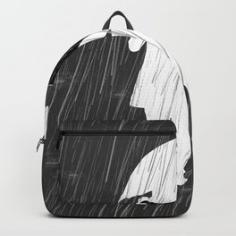 Love Knows No Bad Weather Backpack