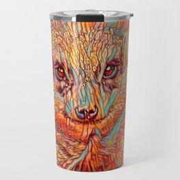 ColorMix Meerkat 1 Travel Mug