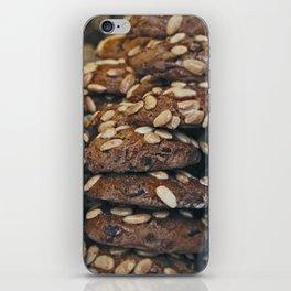 Almond Cookies iPhone Skin