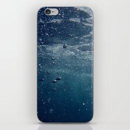 UNDERWATER I. iPhone Skin