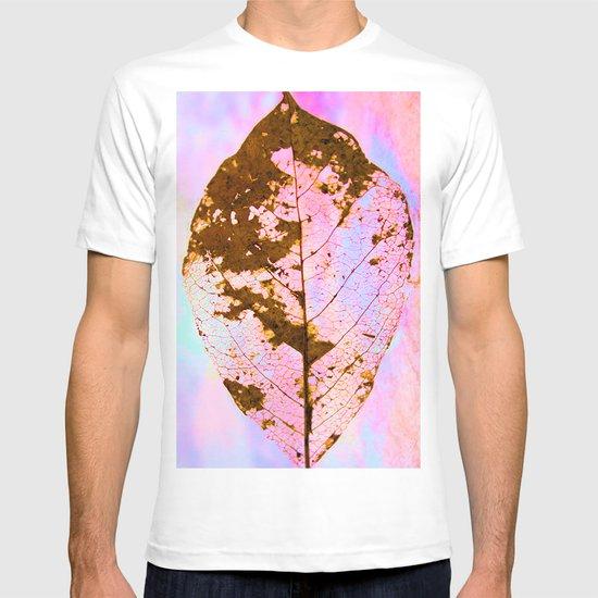Leaf Skeleton T-shirt