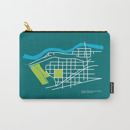 Brownes Addition / Peaceful Valley, Spokane Carry-All Pouch