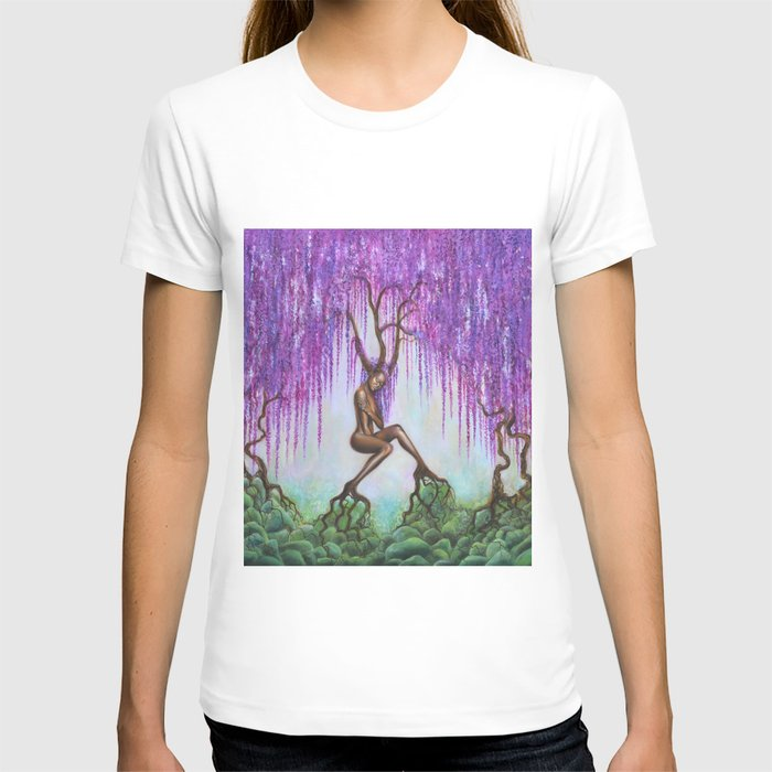 Whispers of Wisteria T-shirt
