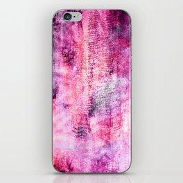 Blueberry icecream iPhone Skin