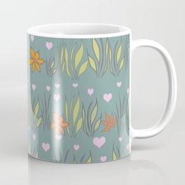 Tranquil Turquoise Coffee Mug