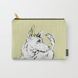 Howl Along Carry-All Pouch