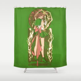 Before the Storm - Sailor Jupiter nouveau Shower Curtain