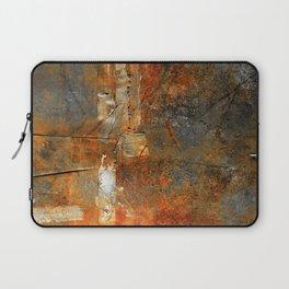 Rust Texture 72 Laptop Sleeve