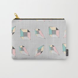 Geometric figures of colors Carry-All Pouch
