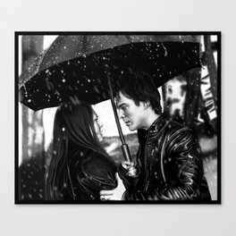 Let The Right One In Canvas Print