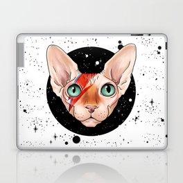 Sphynx Bowie Laptop & iPad Skin