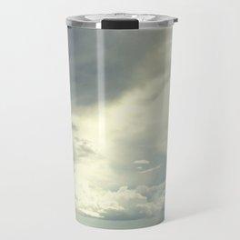 Sea& clouds Travel Mug