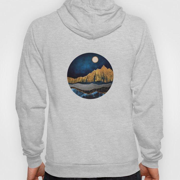 Midnight Desert Moon Hoody