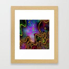Invasive Species II Framed Art Print