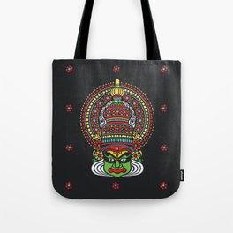 kathakali Tote Bag