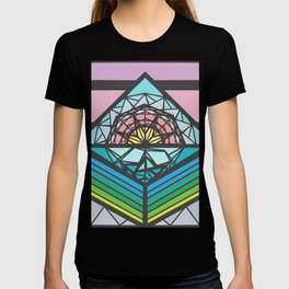 The Square of a Sunset T-shirt