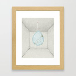 amechanic point Framed Art Print