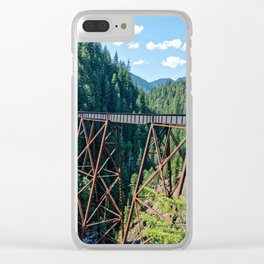 Otherside Clear iPhone Case