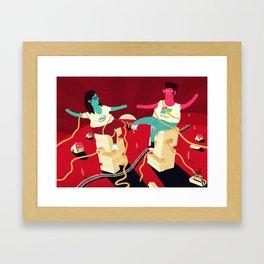 Wintel Framed Art Print