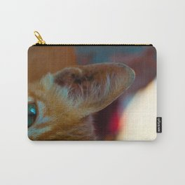 Le Cat Carry-All Pouch