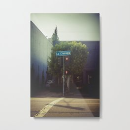 La Cienega Sign [Los Angeles] Metal Print