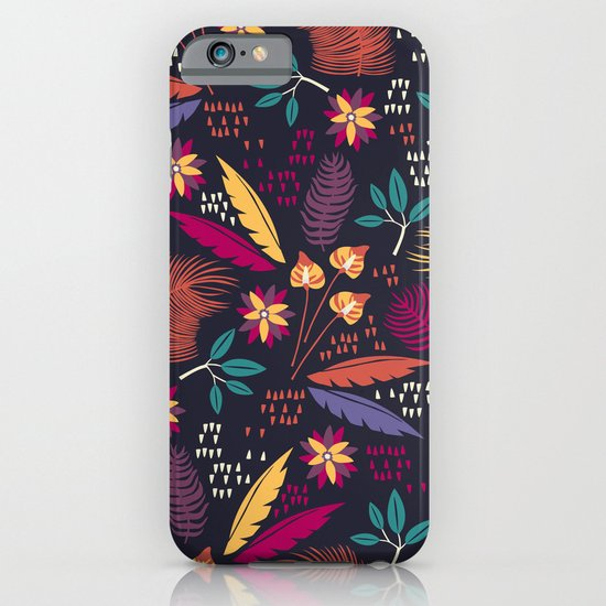 Tropical Forest  iPhone & iPod Case