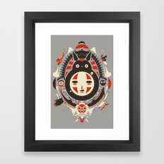 A New Wind Framed Art Print