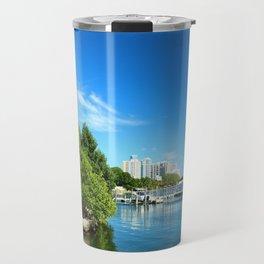 Key Biscane Bay Travel Mug