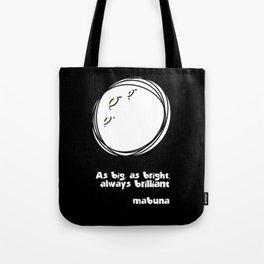 THE MOON... Tote Bag