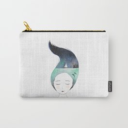 Dreaming about traveling the world Carry-All Pouch