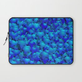 Blue autumn Laptop Sleeve