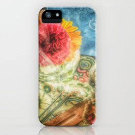 all things beautiful iPhone Case