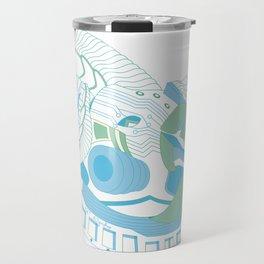 Robot Ram Travel Mug