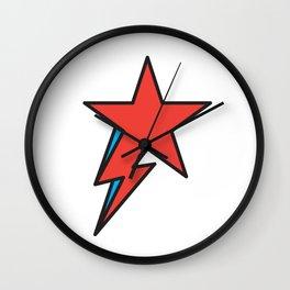 The Prettiest Star Wall Clock