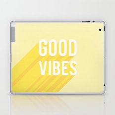 Good Vibes Laptop & iPad Skin