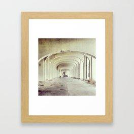 Viaduct Framed Art Print