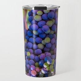 Bunches of Grapes  Travel Mug