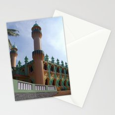 Beachside Mosque Varkala Stationery Cards