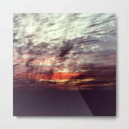 Everything Is New Metal Print