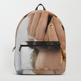 harry style manos styles Backpack